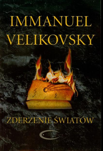 Zderzenie światów - Immanuel Velikovsky | okładka