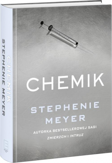 Chemik - Stephenie Meyer | okładka