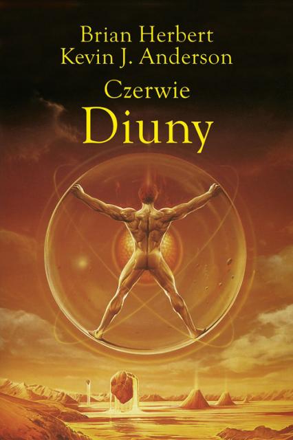Czerwie Diuny - Anderson Kevin J., Herbert Brian | okładka