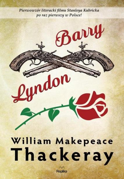 Barry Lyndon - Thackeray William Makepeace | okładka