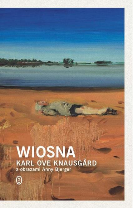 Wiosna - Karl Ove Knausgård | okładka