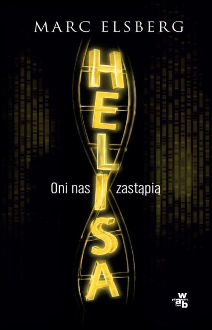 Helisa - Marc Elsberg | okładka