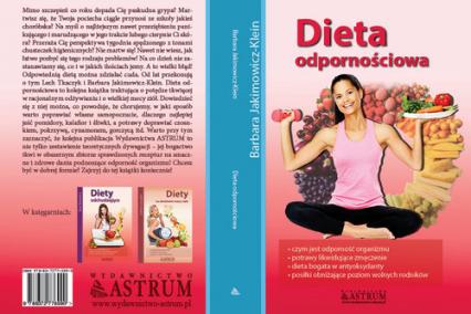 Dieta odpornościowa - Barbara Jakimowicz-Klein | okładka