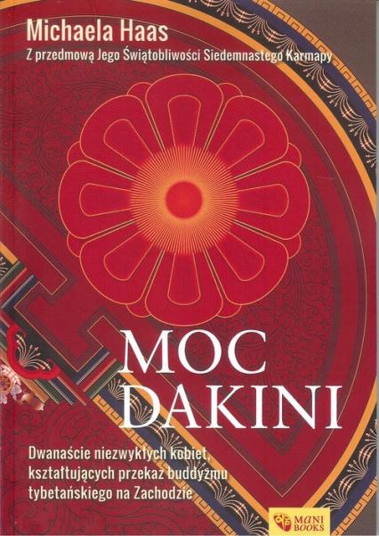 Moc Dakini - Michaela Haas | okładka