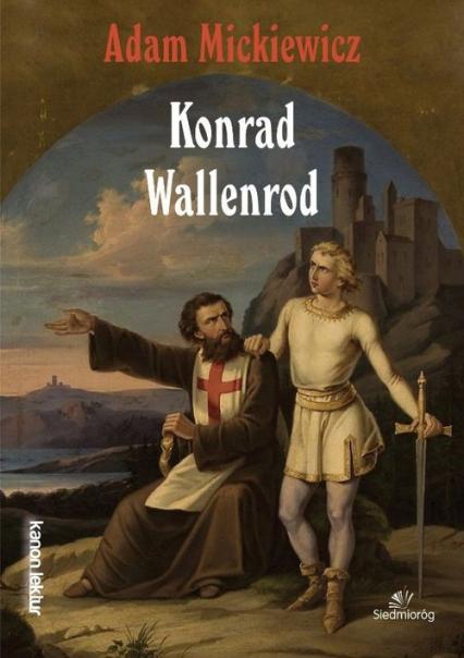 Konrad Wallenrod - Adam Mickiewicz | okładka