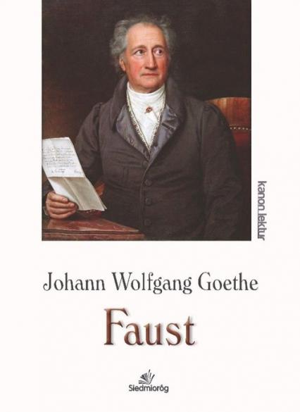 Faust - Goethe Johann Wolfgang | okładka