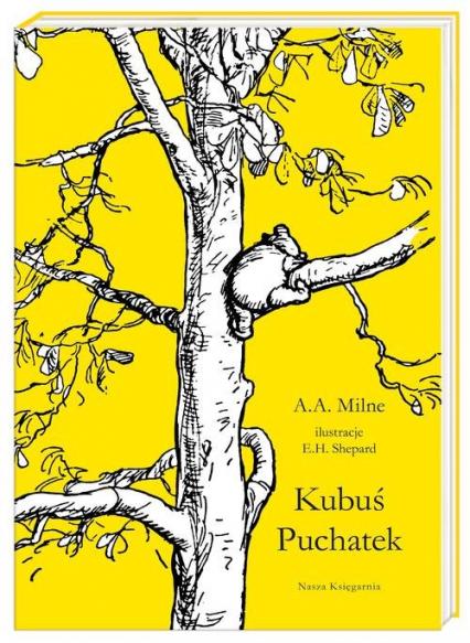 Kubuś Puchatek - Milne A. A. | okładka