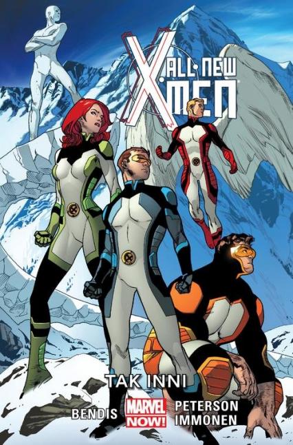 All-New X-Men Tak inni Tom 4 - Bendis Brian Michael | okładka
