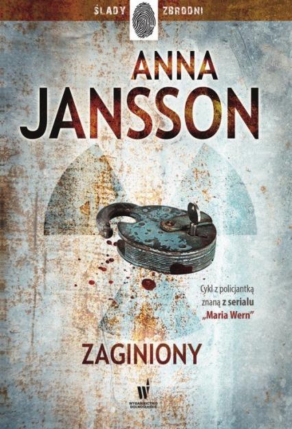 Zaginiony - Anna Jansson   okładka