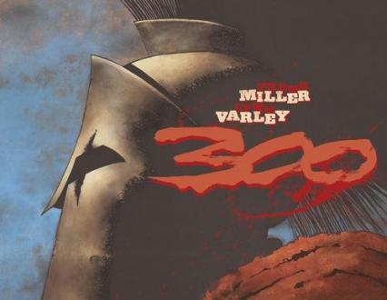300 - Frank Miller | okładka
