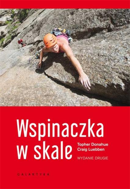 Wspinaczka w skale - Craig Luebben | okładka