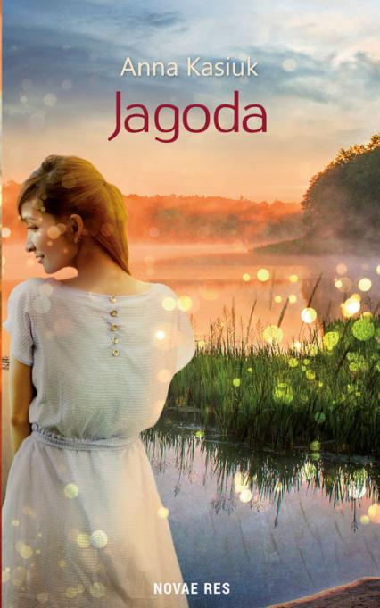 Jagoda - Anna Kasiuk | okładka