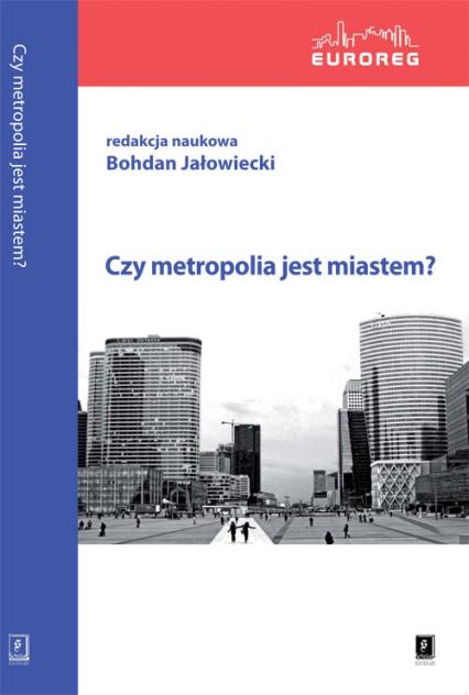 Czy metropolia jest miastem -    okładka