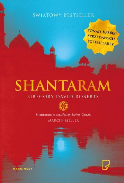 Shantaram - Roberts Gregory David | okładka