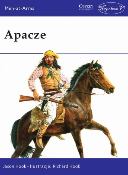 Apacze - Jason Hook | okładka