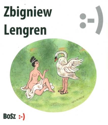 Nie bij jej bo się spocisz - Zbigniew Lengren   okładka