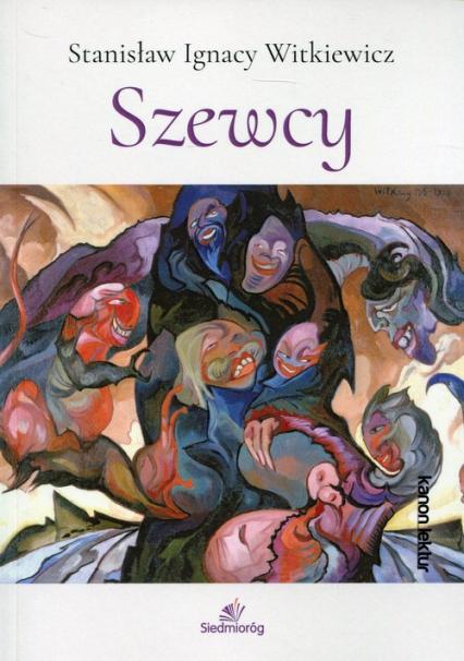 Szewcy - Witkiewicz Stanisław Ignacy | okładka