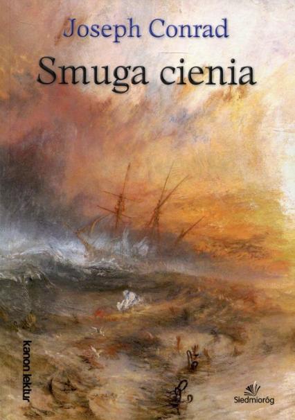 Smuga cienia - Joseph Conrad   okładka