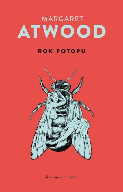 Rok Potopu - Margaret Atwood | okładka