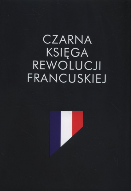 Czarna księga rewolucji francuskiej -    okładka