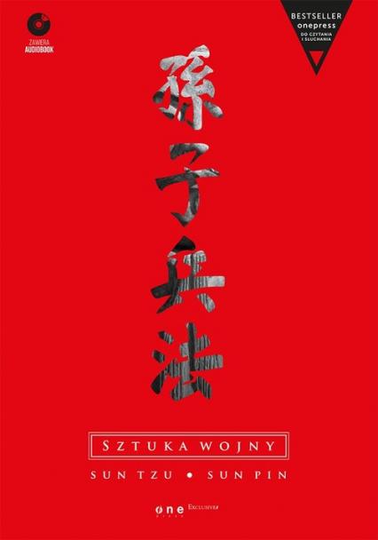 Sztuka wojny  + CD - Sun-tzu, Sun Pin, Ralph D. Sawyer | okładka