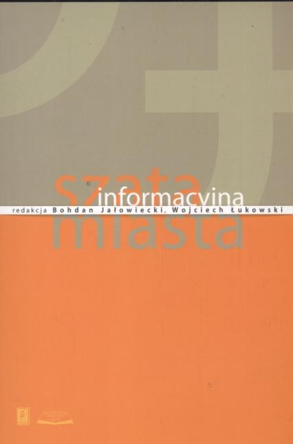 Szata informacyjna miasta -    okładka