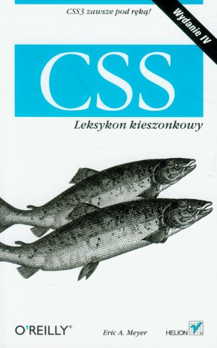 CSS Leksykon kieszonkowy - Meyer Eric A. | okładka