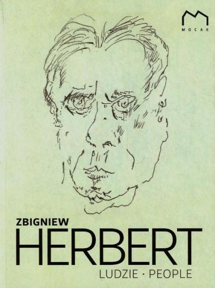 Ludzie People - Zbigniew Herbert   okładka