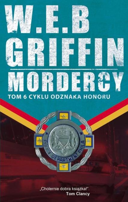 Mordercy - W.E.B. Griffin | okładka