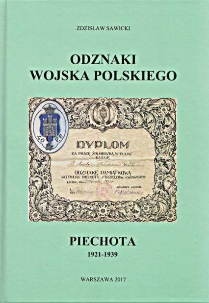 Odznaki Wojska Polskiego Piechota 1921-1939