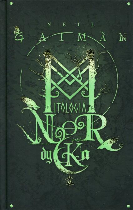 Mitologia nordycka - Neil Gaiman | okładka