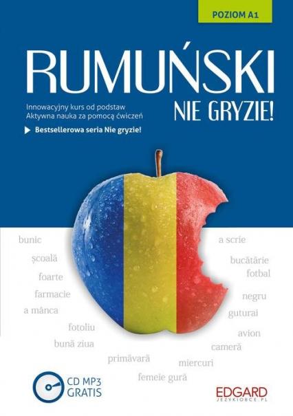Rumuński nie gryzie! - Ivancu Emilia, Klimkowski Tomasz   okładka