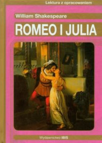 Romeo i Julia - William Shakespeare | okładka