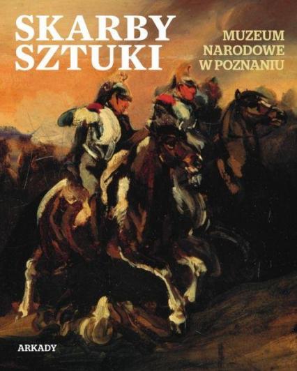 Skarby sztuki Muzeum Narodowe w Poznaniu -  | okładka