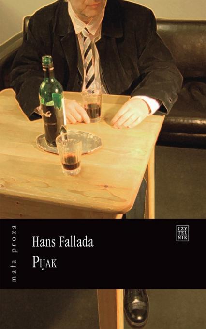 Pijak - Hans Fallada | okładka