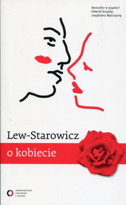 O kobiecie O mężczyźnie - Zbigniew Lew-Starowicz | okładka