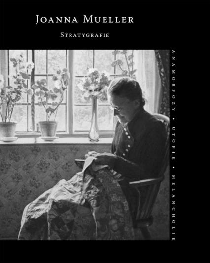 Stratygrafie - Joanna Mueller | okładka