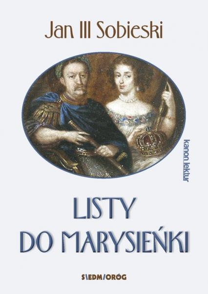 Listy do Marysieńki - Jan III Sobieski | okładka