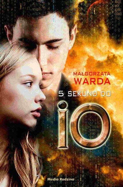 5 sekund do IO - Małgorzata Warda | okładka