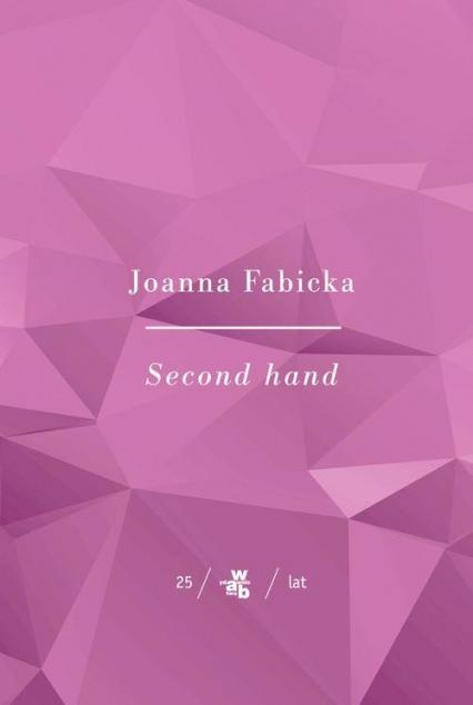 W.A.B. Second hand - Joanna Fabicka | okładka