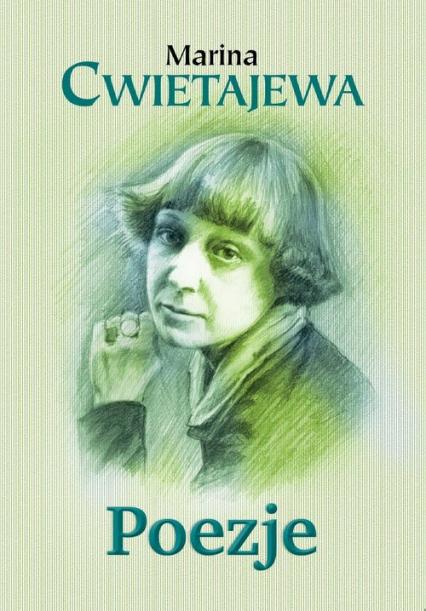 Poezje - Marina Cwietajewa | okładka
