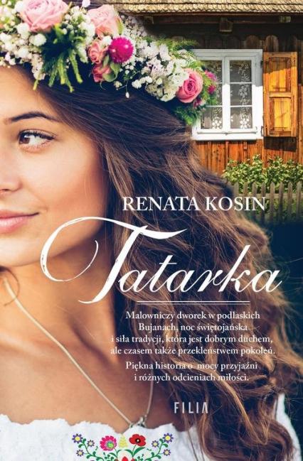 Tatarka - Renata Kosin | okładka