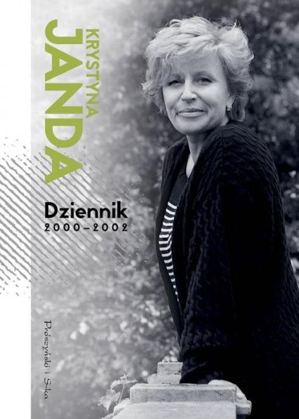 Dziennik 2000-2002 - Krystyna Janda | okładka
