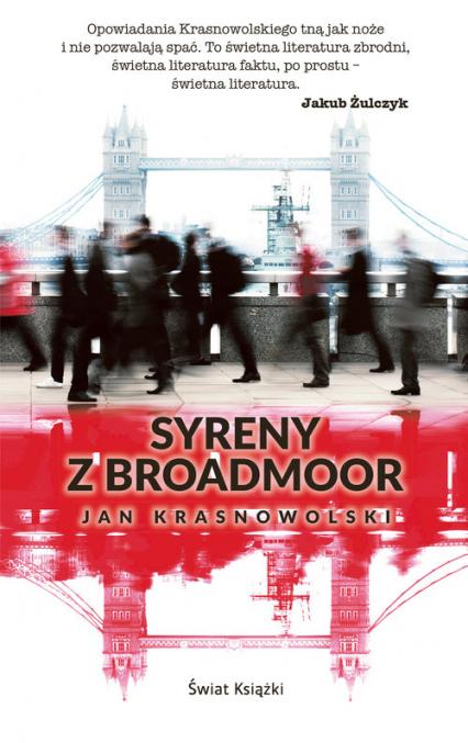 Syreny z Broadmoor - Jan Krasnowolski | okładka