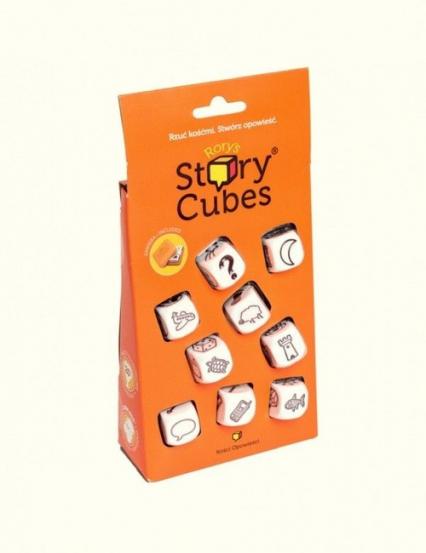 Story Cubes: Kompakt -  | okładka