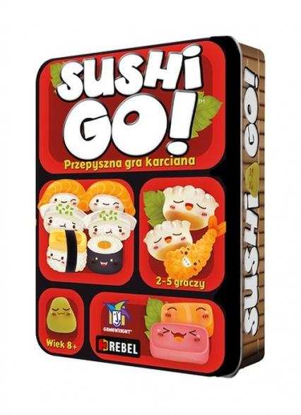Sushi Go! -  | okładka