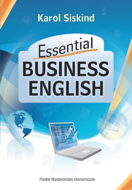 Essential Business English - Karol Siskind | okładka