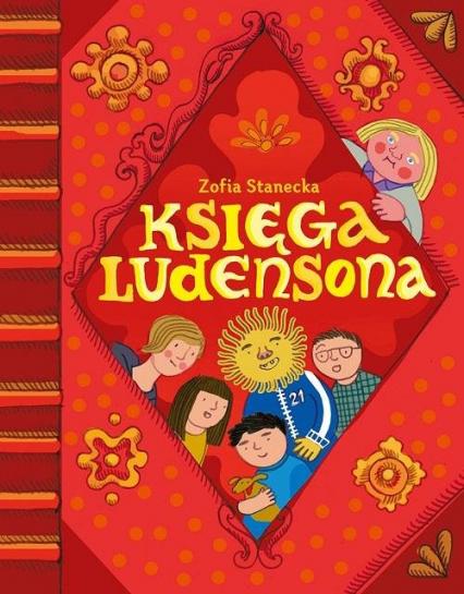 Księga Ludensona - Zofia Stanecka | okładka