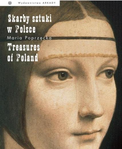 Skarby sztuki w Polce - Maria Poprzęcka | okładka