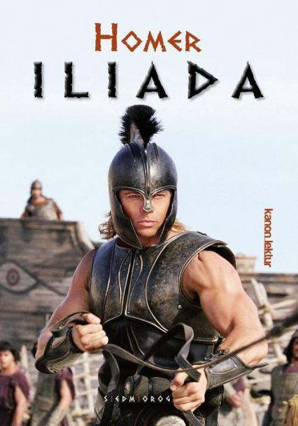 Iliada - Homer | okładka